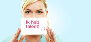 talent vrouw